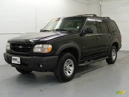 2001 ford explorer xls 2001 black ford explorer xls 4x4 24901435 gtcarlot com car