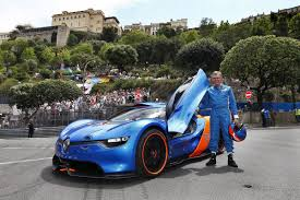renault alpine concept interior renault alpine a110 50 u0027s run at the monaco gp coo says there u0027s a