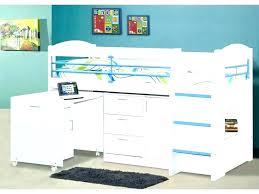 lit combiné bureau fille lit combine avec bureau lit combine bureau enfant lit mi haut enfant
