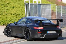 porscheboost 2018 porsche 991 2 generation 911 gt2 rs expected