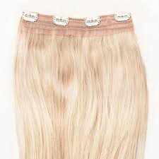 one hair extensions weft milk blush uk