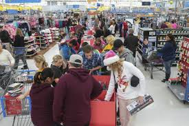 inside the wal mart vs battle black friday wsj