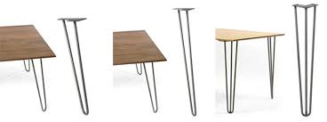 round table legs for sale 12 places to buy metal hairpin table legs raw steel stainless