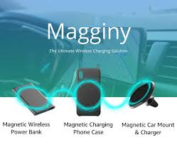 t harger icones bureau magginy the coolest magnetic wireless car charger indiegogo