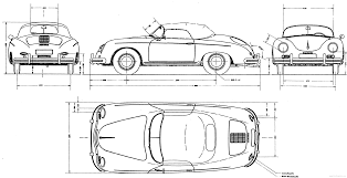 halo warthog blueprints porsche 917k chassis drawing unattributed primotipo com
