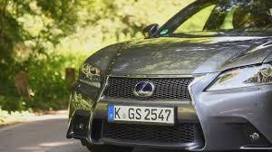 lexus es 350 uber lexus gs 450h und lexus gs f fahrbericht youtube