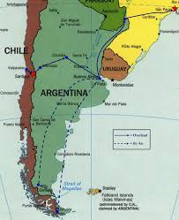 Magellan Route Map by The History Blog Treasures