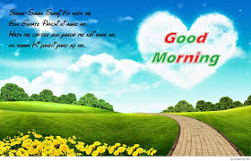 blue morning wallpapers good morning wallpapers hd images sayings