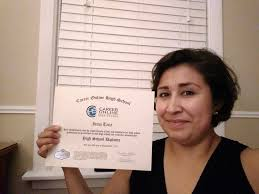 is online high school congrats to irma who is using cohs smart horizons career