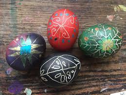 ukrainian egg diy how to make ukrainian easter eggs mothering