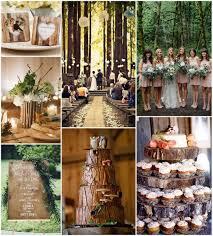 woodland wedding ideas hotref party gifts
