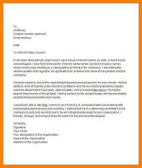 100 colleague recommendation letter sample sample personal