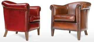 hoots leather chairs leather tub chairs old boot sofas