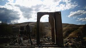 Wildfire Book Summary by Wildfire Worries Rage In Typically U0027wet U0027 Washington State Npr