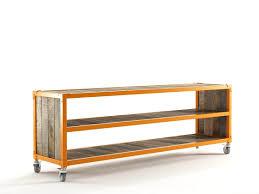 design m belrollen tv möbel auf rollen con ak 14 tv by karpenter design hugues