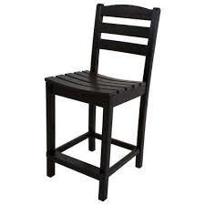 Polywood Outdoor Furniture Reviews by Polywood Outdoor Bar Furniture Patio Furniture The Home Depot