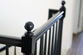 Banister Funeral Home In Dahlonega Ga Decor U0026 Tips Stylish Painted Banisters With Newels And Handrails
