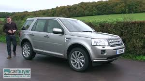 land rover lr2 2010 land rover freelander suv review carbuyer youtube