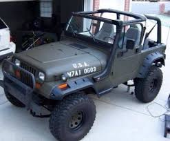 modified jeep wrangler yj this is roughly the color i want to paint mine a nice flat army