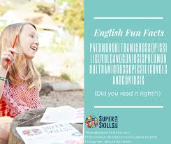 english fun facts with superskills did you know that