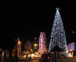 san jose christmas lights 2017 christmas in the park opening 60 foot tree lighting live