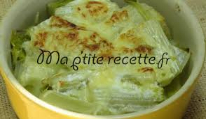 cuisiner le celeri céleris blancs au gratin recette accompagnement céleri branche
