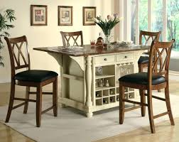 island chairs for kitchen kitchen island table with chairs jamiltmcginnis co