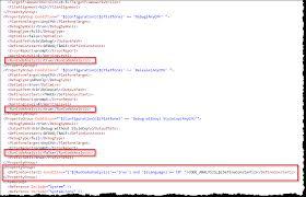 create visual studio build configuration stylecop