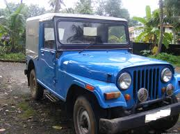 kerala jeep buying a used mahindra mm540