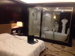 glass walls why do most new hotels have glass walls flyertalk forums