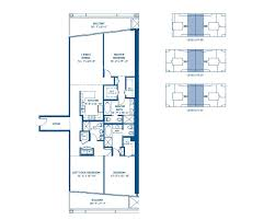 Parkland Residences Floor Plan by Carillon South Riteway Properties Lll Inc