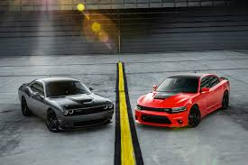 dodge charger vs challenger 2017 dodge challenger ta 392 and 2017 dodge charger daytona 392