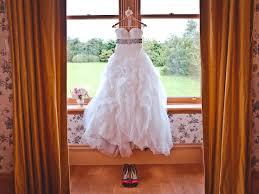 hello wedding dress rustic and hello themed wedding rock n roll