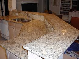 kitchen bar awesome kitchen countertop with giallo ornamental
