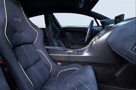 aston martin cars interior aston martin rapide amr au badge stirling green inspiré du team am
