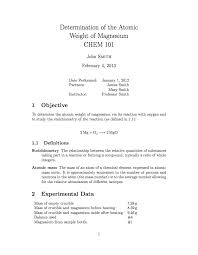 university laboratory report template reference pinterest