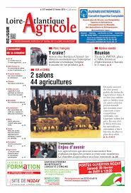 chambre d agriculture loire calaméo loire atlantique agricole n 377 du 27 février 2015