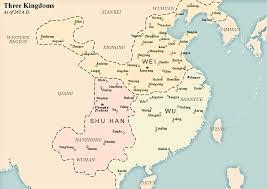 True Map Of The World Three Kingdoms Wikipedia