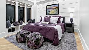 purple and black room 15 stunning black white and purple bedrooms home design lover