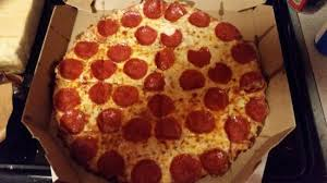 domino pizza hand tossed medium hand tossed pepperoni pizza picture of domino s pizza