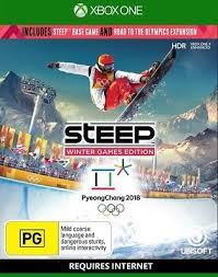 preorder steep winter edition xbox one brand new