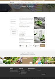 Descargar Design Home 1 00 Bonsai Psd Template For Landscapers Gardeners By Sunrisetheme