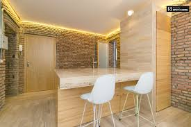 superb 2 bedroom apartment for rent in san francisco javier living room