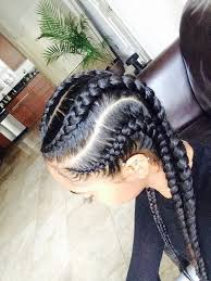 best 25 big cornrow braids ideas on pinterest big cornrows