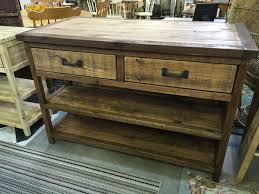 Reclaimed Kitchen Island Reclaimed Lookalike Island Bar Cabinet Console Table