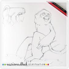 mariana black illustration august 2016