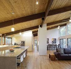 sol cuisine ouverte cuisine ouverte sur salon en 55 idées open space superbes