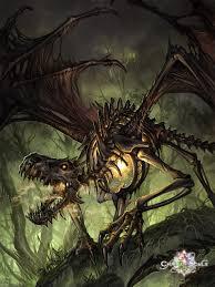 bone dragon sandara deviantart