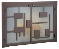 frameless glass cabinet doors fireplace doors design specialties