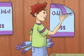 4 ways to make money for teenagers wikihow